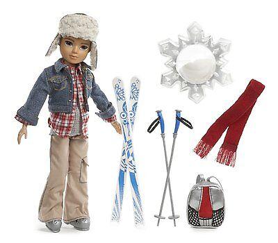 Moxie Boyz Magic Snow Doll  Owen Nib