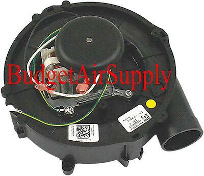 Goodman 0171m00001s Draft Inducer Blower Oem 22307501fb-rfb5010171m00000