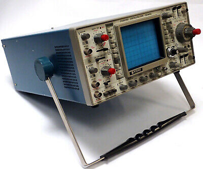 Kikusui Cos6150 Oscilloscope 3 Channel 150mhz Tested With Minor Faults See Ad