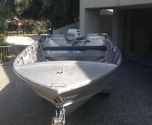 Stessco 4.15m Dinghy 24hp North Beach Stirling Area Preview