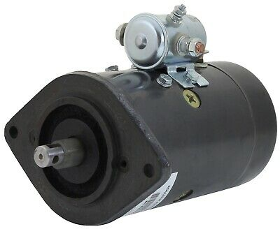 New Pump Motor Fits Hale Waterous 12v 2kw 2.68hp Cw Mcl6225a 46-555