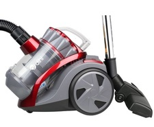 Powerful Compact Light Bagless Vacuum Cleaner with HEPA