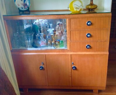 1950's Buffet drinks cabinet