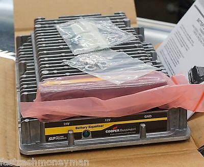 SUREPOWER DC STEP DOWN POWER CONVERTER 100 AMP BATTERY EQUALIZER 24 TO 12 VOLT V