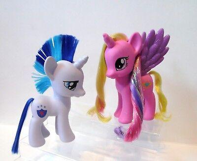 My Little Pony G4 Fashion Style Shining Armor & Princess Cadance Cadence Lot