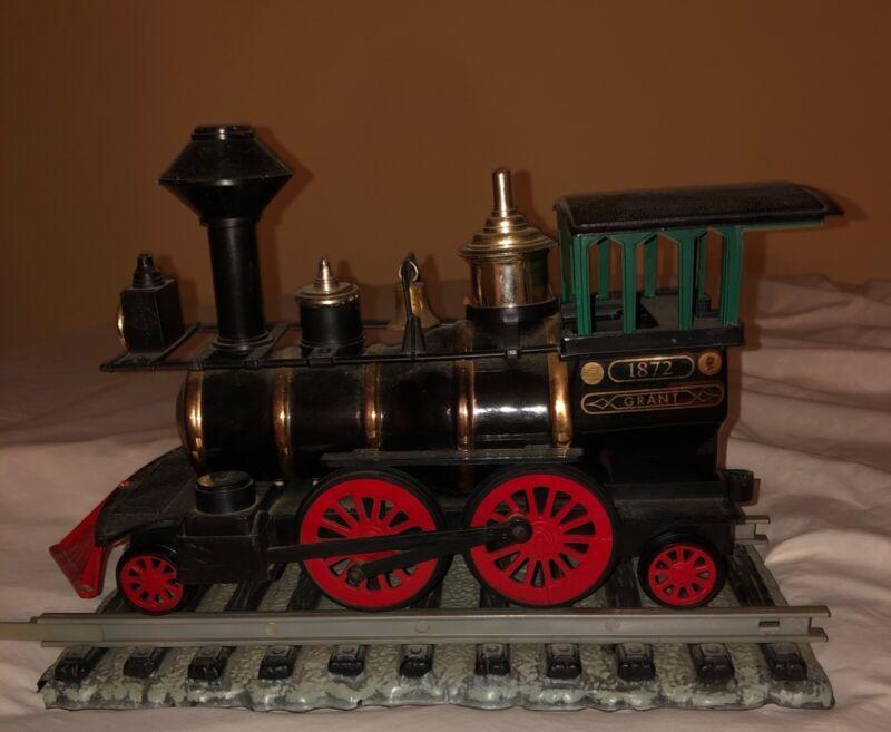 Vintage Jim Beam Whiskey Ceramic Decanter Train Set of 6