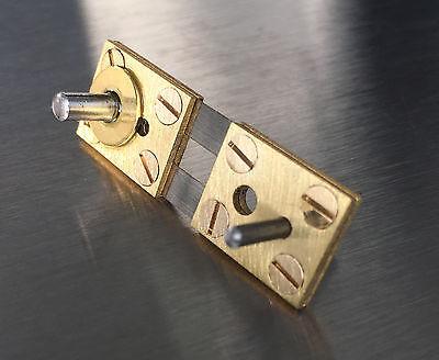 Pendelfeder für Sekundenpendeluhr Siemens, RFT oder ähnl