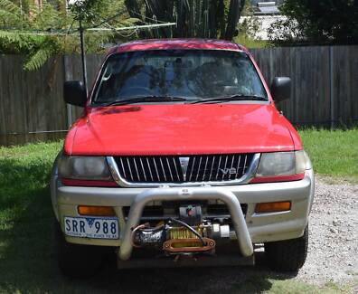 1998 Mitsubishi Challenger SUV Narrabeen Manly Area Preview