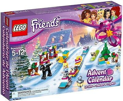 NEW IN BOX LEGO RETIRED set 41326 - Friends Advent Calendar 2017