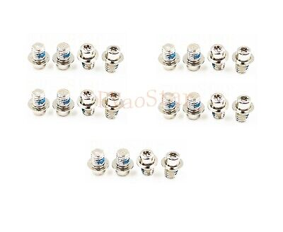 20 PCS / 5 Sets  Hard Drive Screw SSD HDD Screws MacBook Pro A1278 A1286 A1297