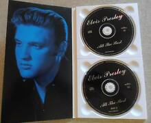 "ELVIS PRESLEY 2 CD SET""ALL THE BEST OF ELVIS"" VOL122 -RCA RECORDS Altona Meadows Hobsons Bay Area Preview"