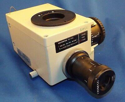 Olympus Pm-10ak Microscope Camera