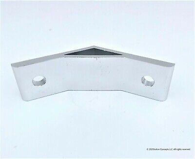 135 Degree Aluminum Angle Bracket 2 Hole T Slot Aluminum 15 40 Series 8020