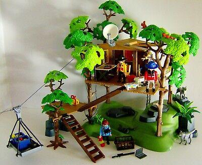 Playmobil Tree house Adventure Set 3217