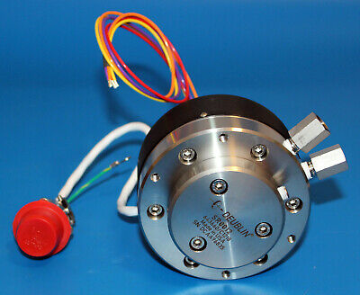 New Deublin Sr0012 Electrical Rotary Union Slip Ring Lam Research 63-386909-00