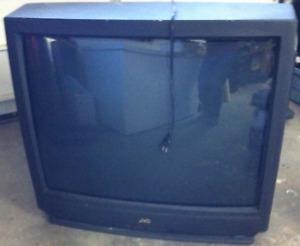 big heavy tv needs home