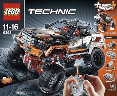 Lego Technic Monster Truck Toys Indoor Gumtree