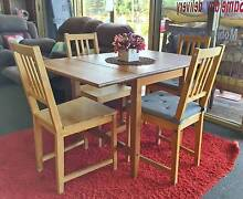 TODAY DELIVERY 5 pcs MODERN SOLID WOODEN dining table Belmont Belmont Area Preview