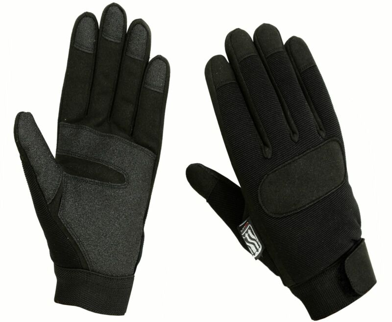 COLD WEATHER WINTER WATERPROOF HIPORA THINSULATE LINED MECHANICS GLOVES