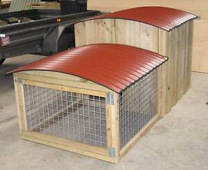 Hen Coop / Rabbit Hutch etc. (movable) Maddingley Moorabool Area Preview