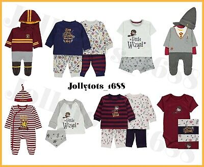 Baby Harry Potter Clothes Wizard Quidditch Gryffindor Sets Sleepsuit Shorts Tops