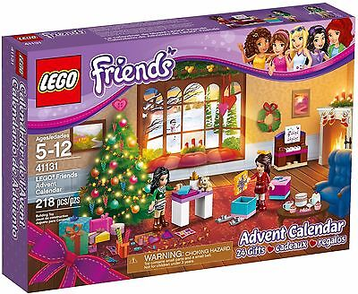 2016 Lego Friends 41131 Advent Calendar Brand New Sealed Free Shipping 5 12