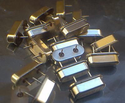 20x 27mhz Quartz Crystal Oscillators Hc-49us Short Leads - 20pcs 27.000mhz