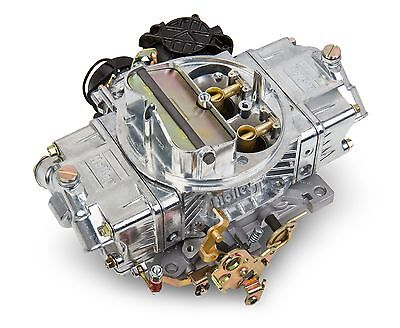 Holley 0-80670 670CFM Factory Refurbished Street Avenger 4bbl Carburetor