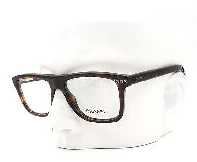 Chanel 3240 714 Eyeglasses Frames Glasses Polished Brown Tortoise (Chanel Eyeglasses Women)