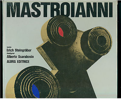 STEINGRABER ERICH SCARABOSIO ALBERTO UMBERTO MASTROIANNI ALBRA 1973 SCULTURA