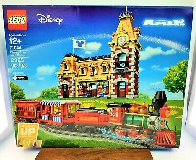Disney Park Mickey Train & Station Lego Exclusive Play Set 71044 Collectible NEW