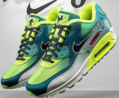 low priced 79c01 92845 Nike Air Max 90 Premium Doernbecher Wmn Sz 7 838767-374 Limit Edition