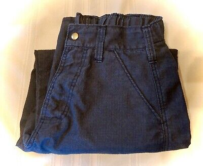 Mens Wildland Fire Gear Blue Nomex Pants Size 30 X 30