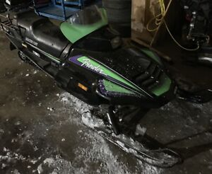 Arctic Cat Electric Start Reverse 2 Up Seat ** OFFERS **