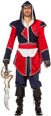 Conan Abenteurer Krieger Kostüm NEU - Herren Karneval Fasching Verkleidung - Abenteurer Kostüm