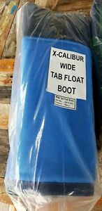 Two Sets X-Calibur Wide Tab Horse Float Boots - Brand New Brookfield Brisbane North West Preview