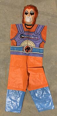 Vintage 1980's Thundercat Lion-O Ben Cooper Plastic Costume Mask