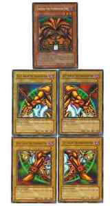 YuGiOh-EXODIA-THE-FORBIDDEN-ONE-5-Card-SET-w-SECRET-RARE-HoloFoil-4-Arms-Legs
