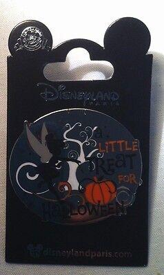 Disneyland Paris Pin - Tinker Bell - A little treat for - Disneyland For Halloween