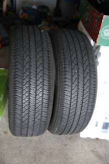 DUNLOP 215/50R17 96H 75% Tread. Tyres x2 Nunawading Nunawading Whitehorse Area Preview