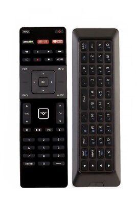 VIZIO Qwerty Remote XRT500 w Back-light for M652I-B2 M552I-B2  M702I-B3 M502I-B1