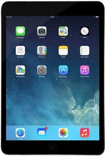 Apple iPad Mini 1st Gen - 16GB  Wi-Fi 7.9in - Black & Silver & GRAY