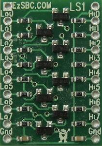 Bi-Directional Level Shifter, Logic Level Converter 8-Channel