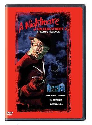 A Nightmare on Elm Street 2: Freddy's Revenge DVD 2000 Horror NEW