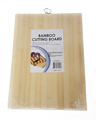 New 100% Eco-Friendly Chopping Scratch Resistant Natural Bamboo Cutting Board ()