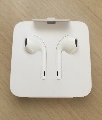 Genuine Apple iPhone 11 Pro Max XS XR 8 7 Lightning EarPods Headphones EarPhones