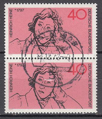 BRD 1972 Mi. Nr. 750 Gestempelt Paar LUXUS!!! (21561)