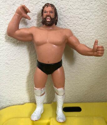 Vintage 1988 WWF WWE Titan LJN HACKSAW JIM DUGGAN Figure