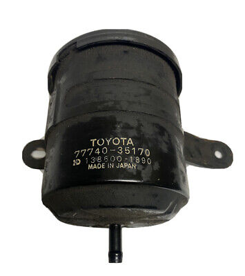 84-88 Toyota Pickup Truck 4Runner 22R CHARCOAL CANISTER FUEL GAS VAPOR OEM 2.4L