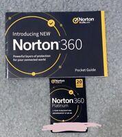 Norton 360 platinum 20 devices
